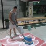 Dezinfekční čištění koberce Praha 8