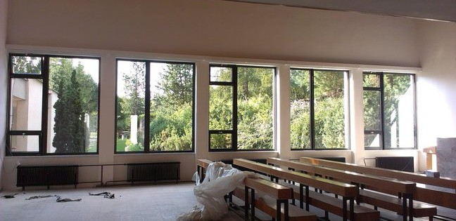 Profesionální mytí oken v Praze