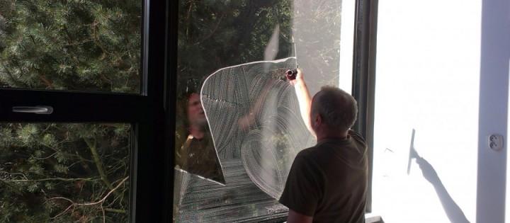 Mytí oken a aplikace nanotechnologie Praha