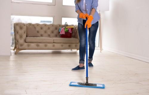Praha čištění podlah