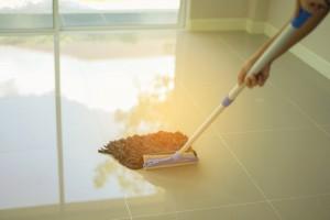 Hloubková impregnace podlah